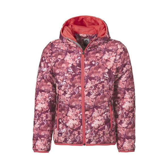 McKinley Ricos Girls' Padded Jacket Pink