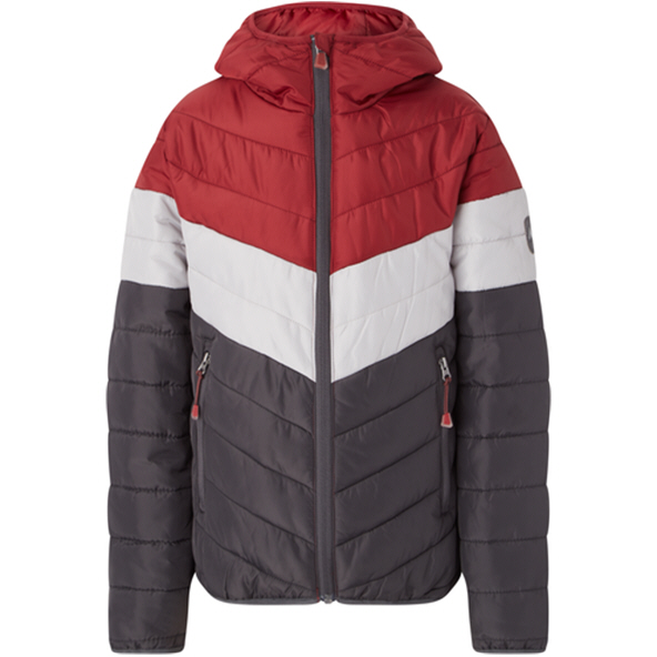 McKinley Ricos Boys' Padded Jacket Red