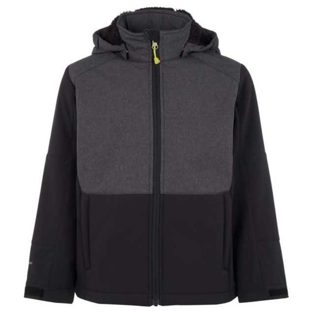 McKinley Loolu Boys' Jacket Black