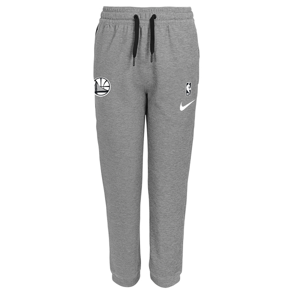 Nike GS Warriors Kids Showtime Pant Grey
