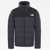 The North Face Men's Arashi Puffy Jacket Grey