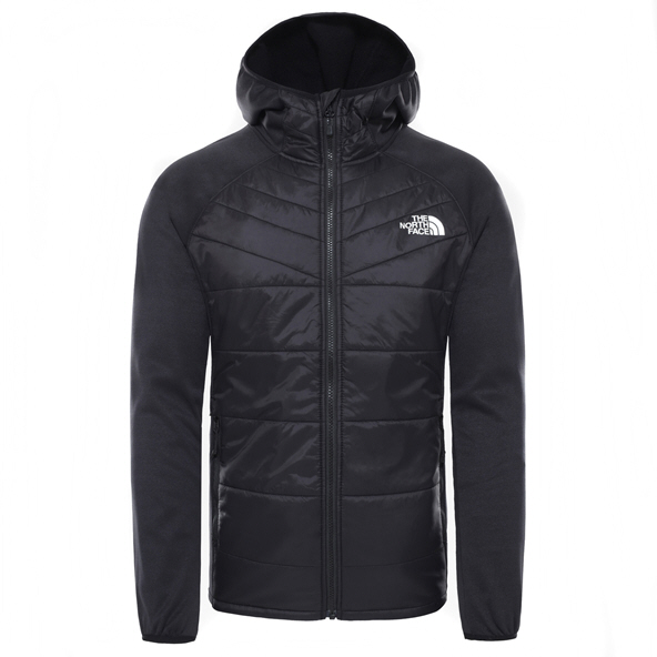 The North Face Men's Arashi III Hybrid Jacket Black