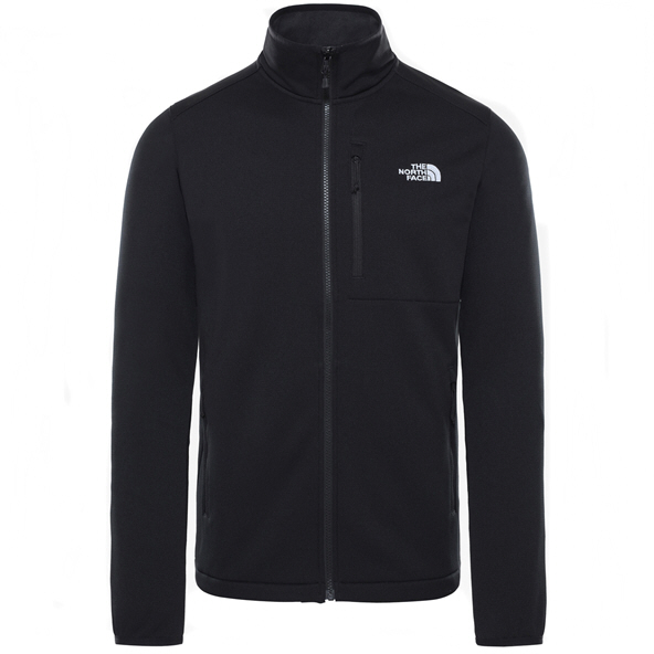 The North Face Mens Arashi II Flc Black