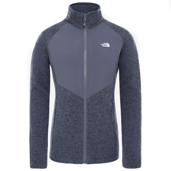 The North Face Wmns Arashi Overlay Grey