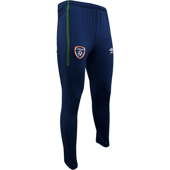 Umbro FAI 21 Pro Kids' Training Pant Navy