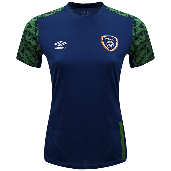 Umbro FAI 21 Womens Training Jersey Nvy