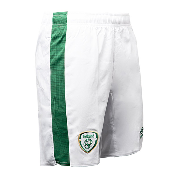 Umbro FAI Home 21 Shorts White