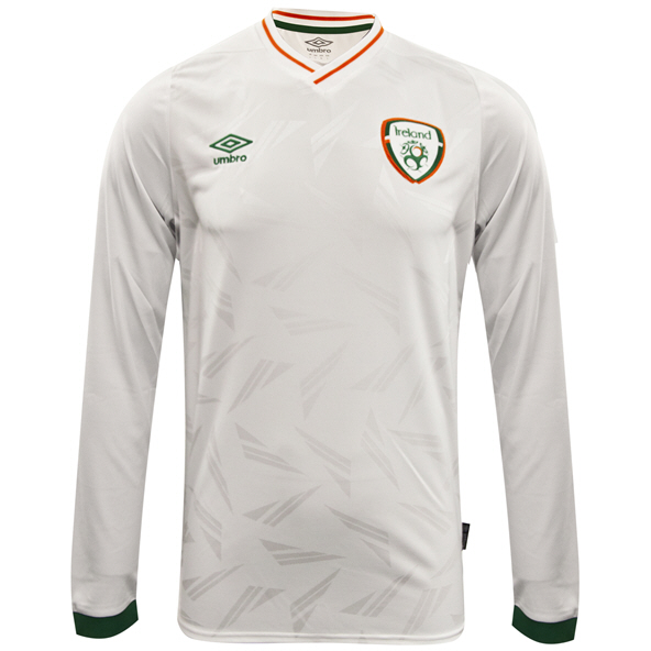 Umbro FAI Away 21 LS Jersey White