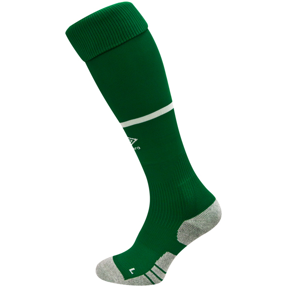 Umbro FAI Home 21 Kids Sock Green