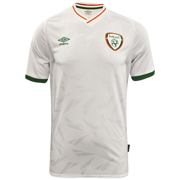 Umbro FAI Away 21 Kids Jersey White