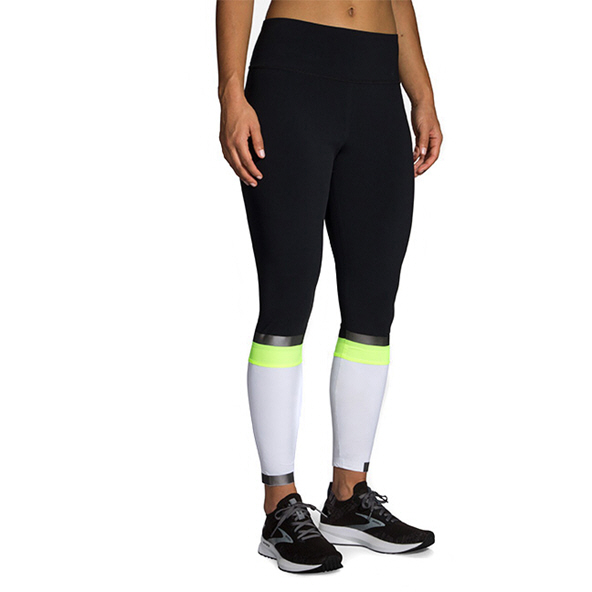 Brooks Carbonite Women's 7/8 Tight Black