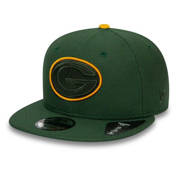 New Era Packers 9Fifty Green