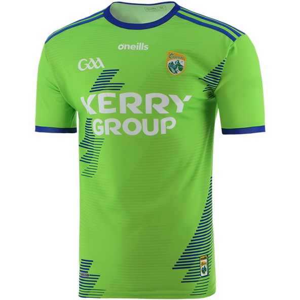O'Neills Kerry 2020 Away Goalkeeper Jersey, Green