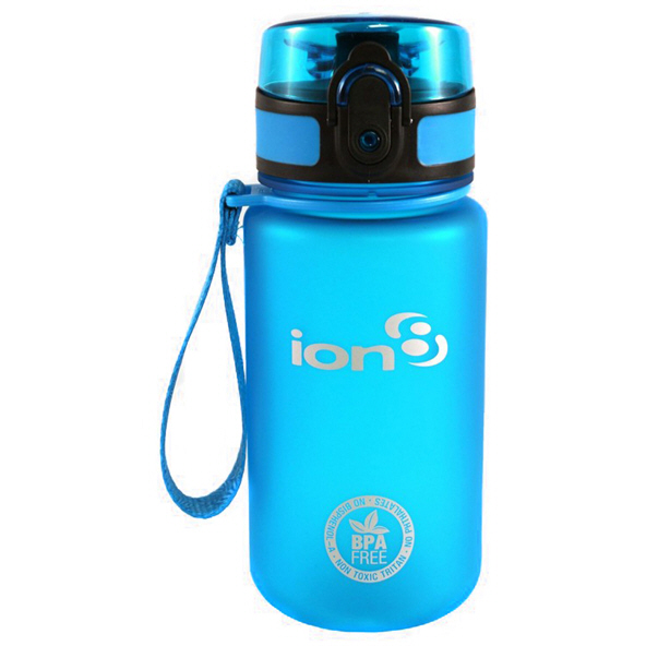 Ion8 POD 350ml Water Bottle – Blue