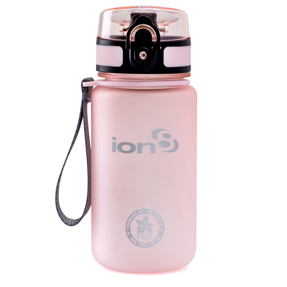Ion8 POD 350ml Water Bottle – Rose
