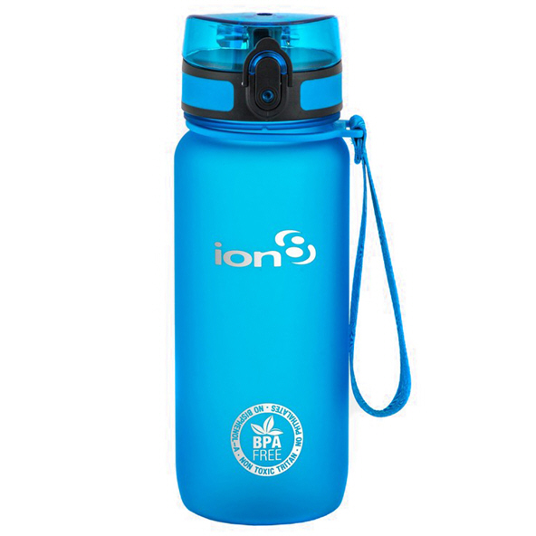 Ion8 Tour 750ml Water Bottle – Blue