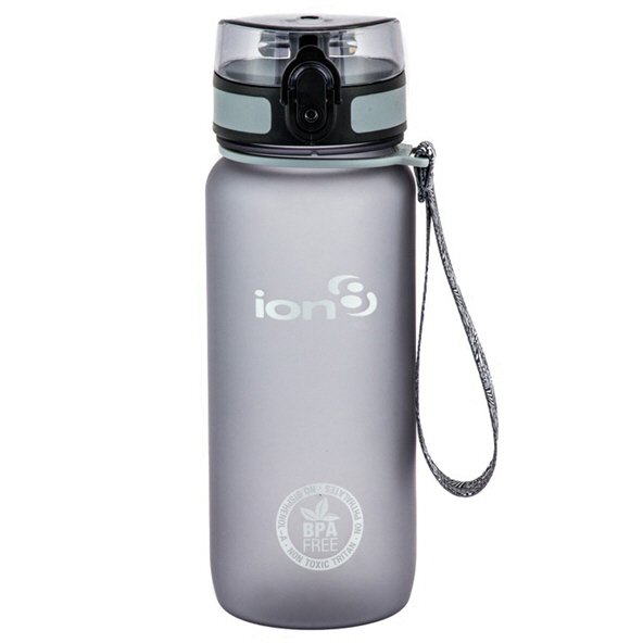 Ion8 Tour 750ml Water Bottle – Grey