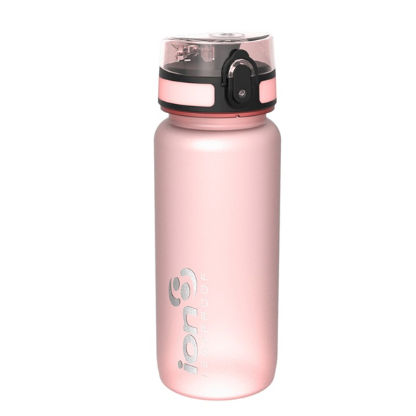 Ion8 Tour 750ml Water Bottle – Rose