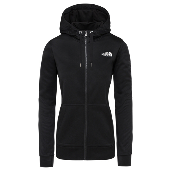 The North Face Surgent Women's Full Zip Hoody Black