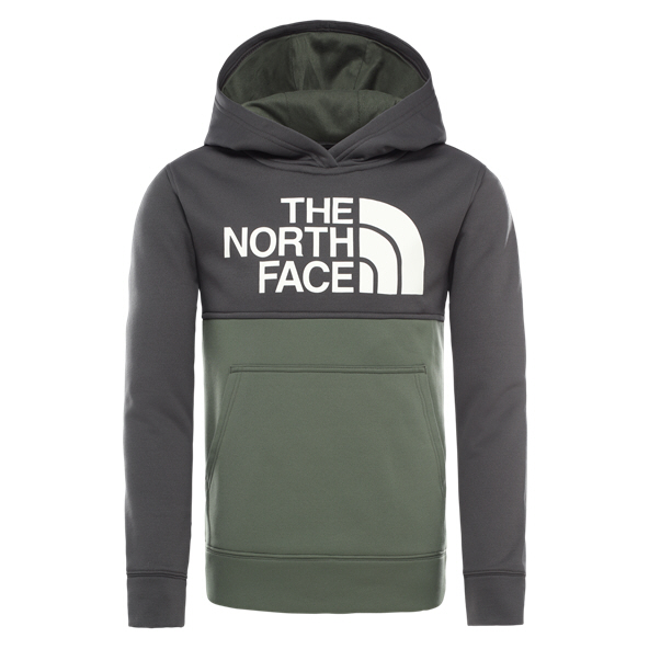 The North Face Surgent Boys' Hoody Green