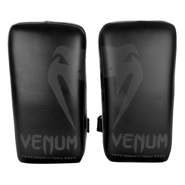 Venum Thai Kick Pads Black