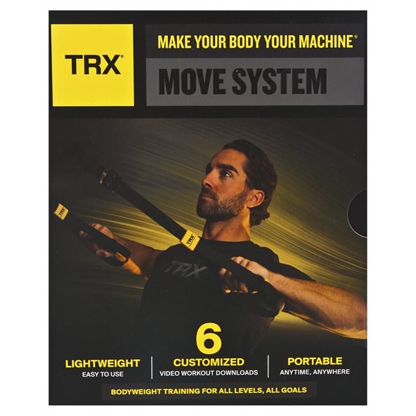 TRX® Move Suspension Training Kit, Black