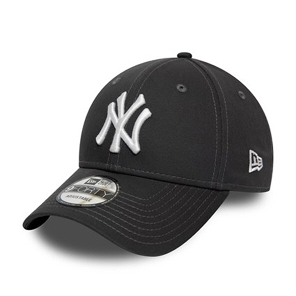 New Era Yankees 9Forty Grey