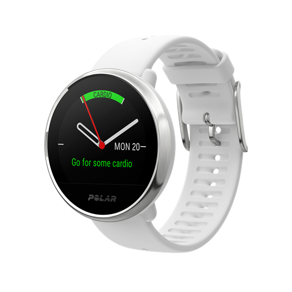 Polar Ignite Fitness Watch - Small, White
