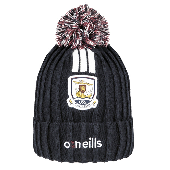O'Neills Galway Portland Bobble  Navy
