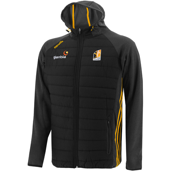 O'Neills Kilkenny Portland Hooded Jacket, Black