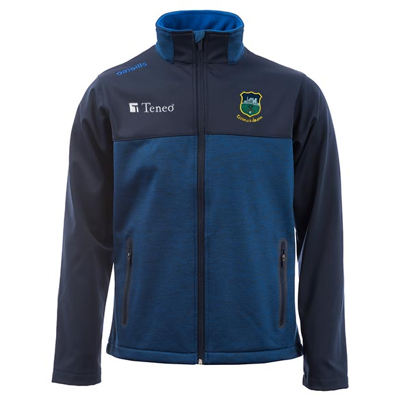 O'Neills Tipperary Portland SoftShell Jacket, Navy