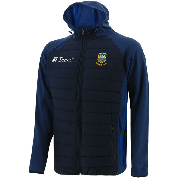 O'Neills Tipperary Portland Hooded Jacket, Navy