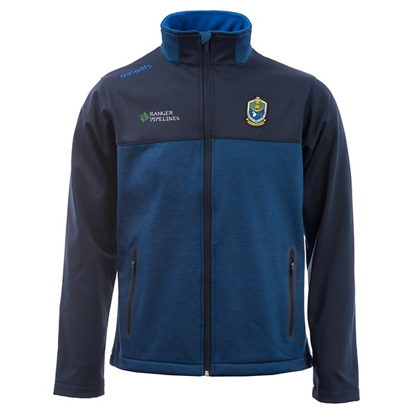 O'Neills Roscommon Portland Soft Shell Jacket Navy