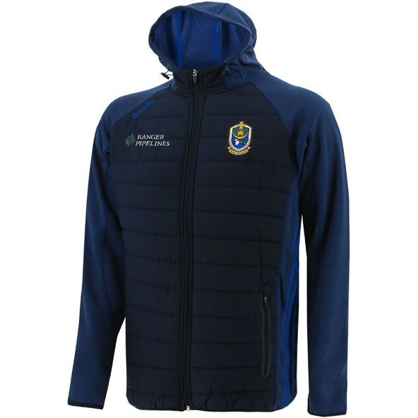 O'Neills Roscommon Portland Hooded Jacket Navy