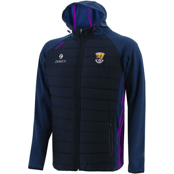 O'Neills Wexford Portland Hooded Jacket Navy