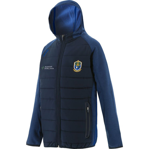 O'Neills Roscommon Portland Kids' Hooded Jacket, Navy