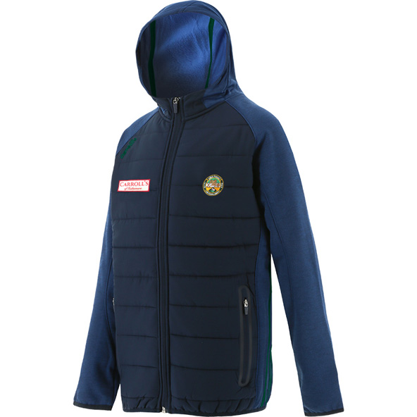 O'Neills Offaly Portland Kids' Hooded Jacket, Navy