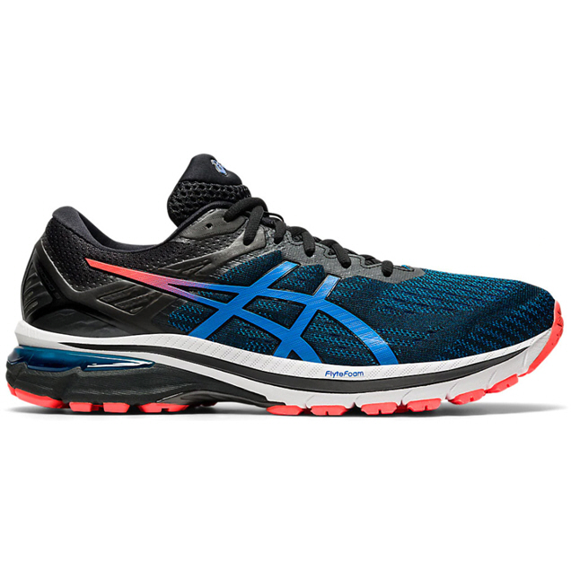 Asics GT-2000™ 9 Men's Running Shoe Black/Blue