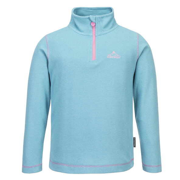 Portwest Girls Doonbeg Fleece Blue