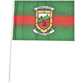 DJ Daly Mayo Handheld Flag Green