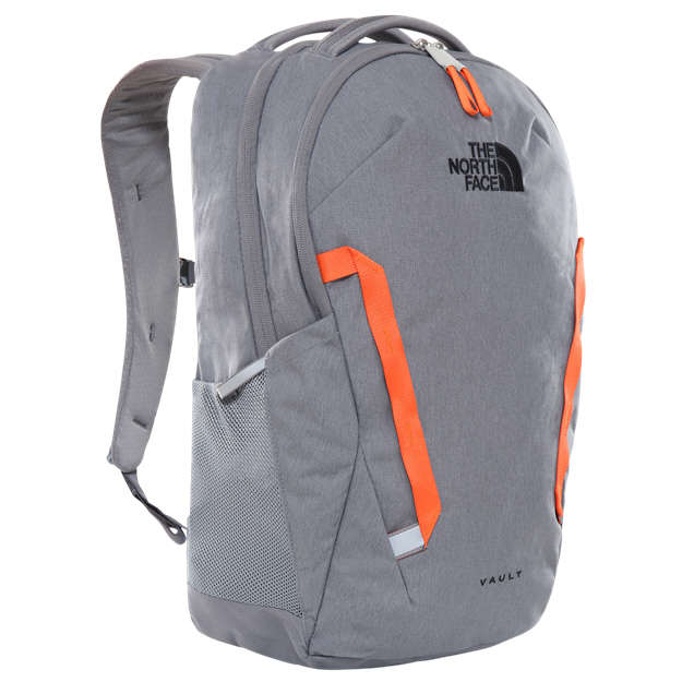 The North Face Vault Backpack, Grey