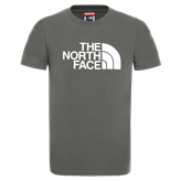 The North Face Easy Boys SS Tee Green