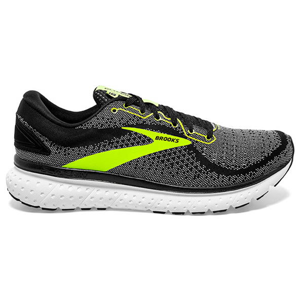 Brooks Glycerin 18 Reflective Men's Running Shoe, Grey
