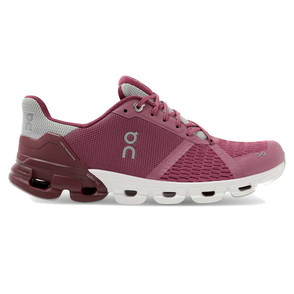 ON Cloudflyer Women's Running Shoe, Magenta/Berry