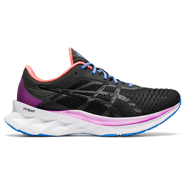 Asics Novablast Women's Running Shoe, Black