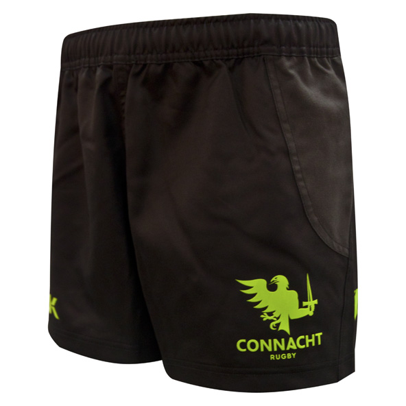 BLK Connacht 20 Euro Test Short Black