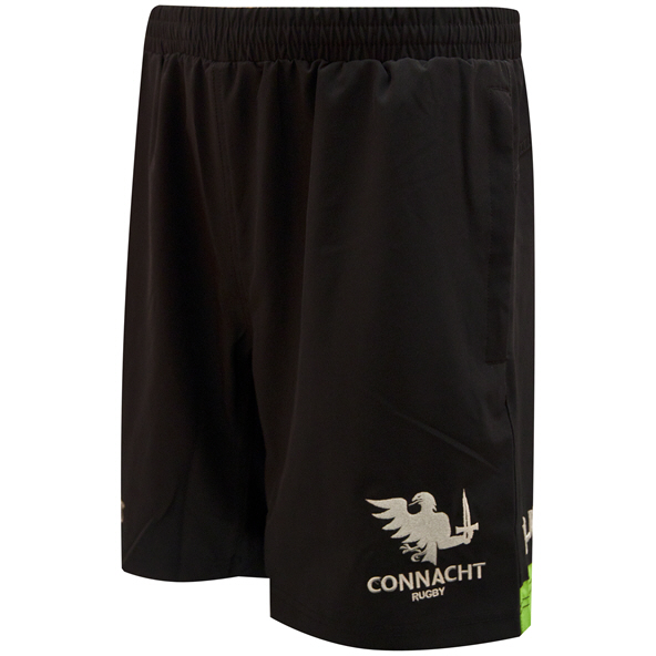 BLK Connacht 20 Gym Short  Black