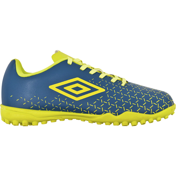 Umbro Velocita V League TF Kids Blue/Grn