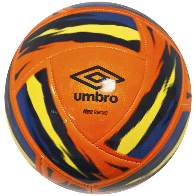 Umbro NEO Verve Football Orange/Multi