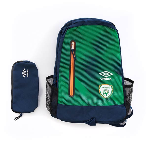 Umbro FAI 21 BTS Backpack Green